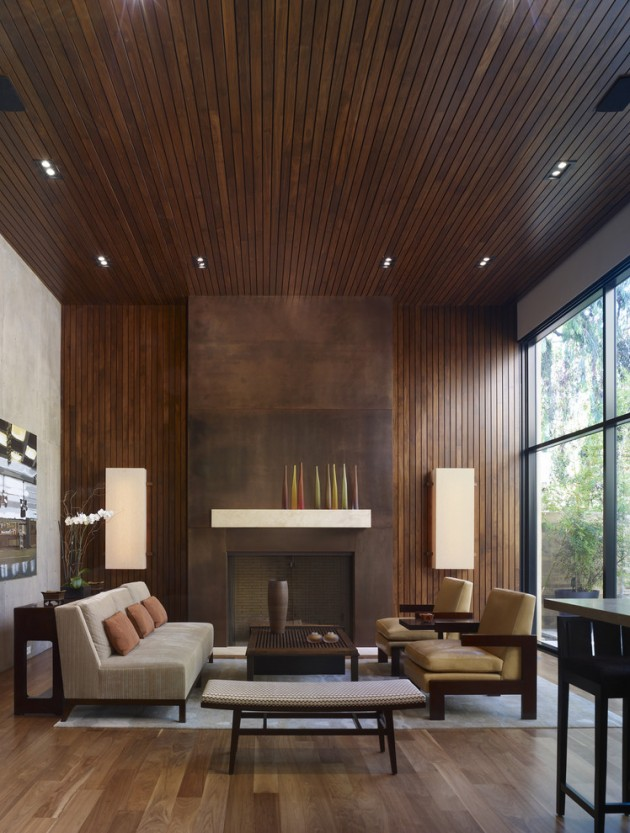 15 Polished Modern Living Room Designs You're Going To Love