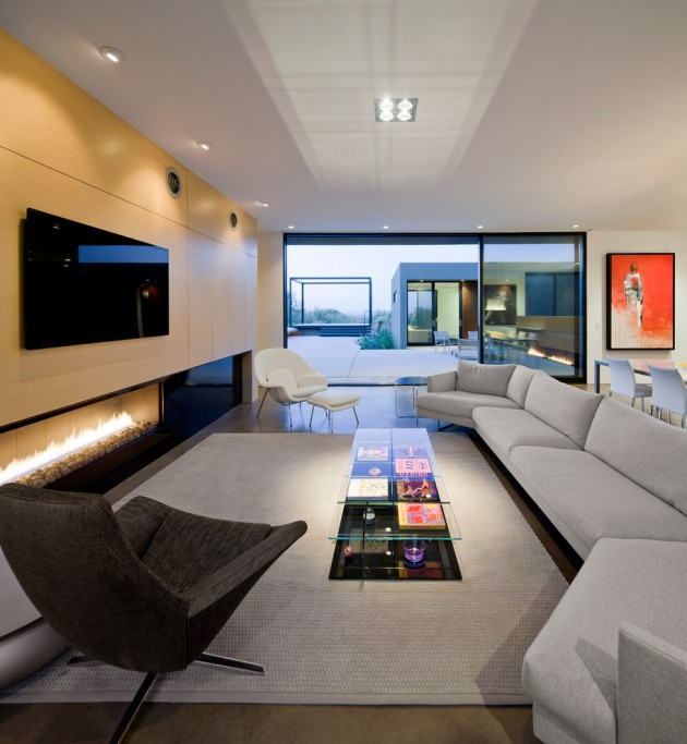 15 Polished Modern Living Room Designs You Re Going To Love