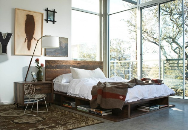 & 15 Sublime Industrial Bedroom Designs To Get Ideas From