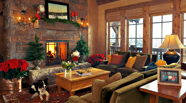 Cozy Warm Living Room Ideas: 15 Warm & Cozy Rustic Living Room Designs For A Cozy Winter
