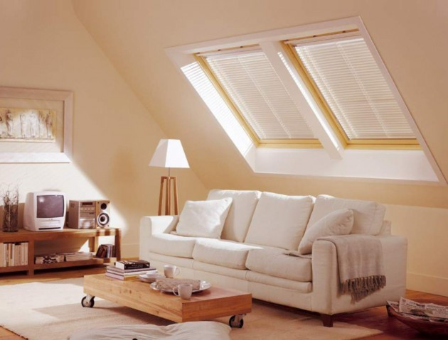 15 Most Fascinating Attic Designs- You'll Fall in Love With Them
