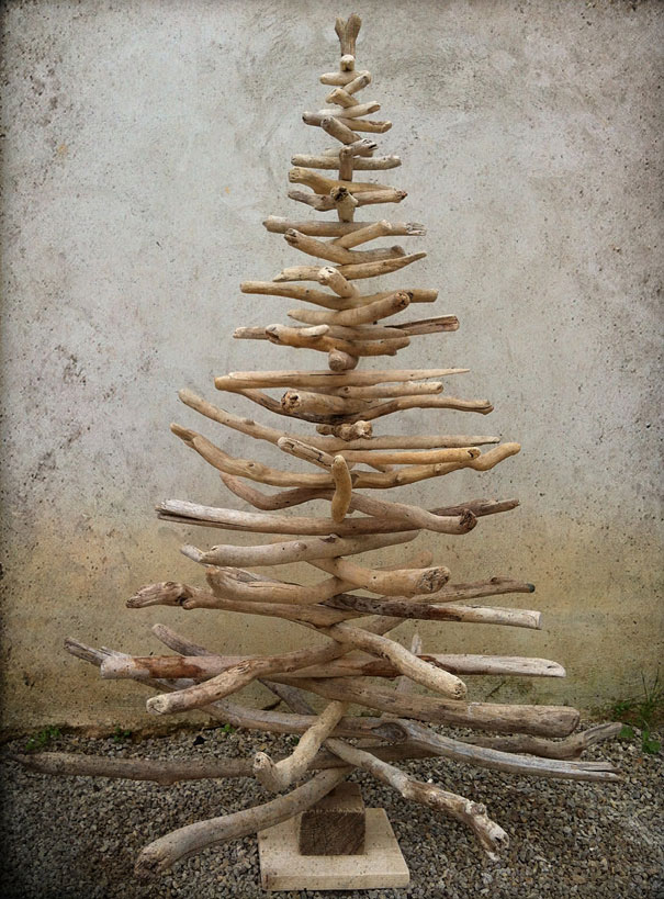 17 Extremely Creative Christmas Tree Ideas That You Can DIY This Christmas!