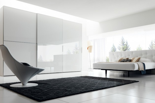 18 Formidable Modern Bedroom Interior Designs You Have To See