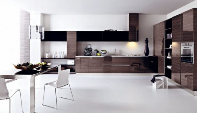 18 Outstanding Open Kitchen Designs That Will Admire You