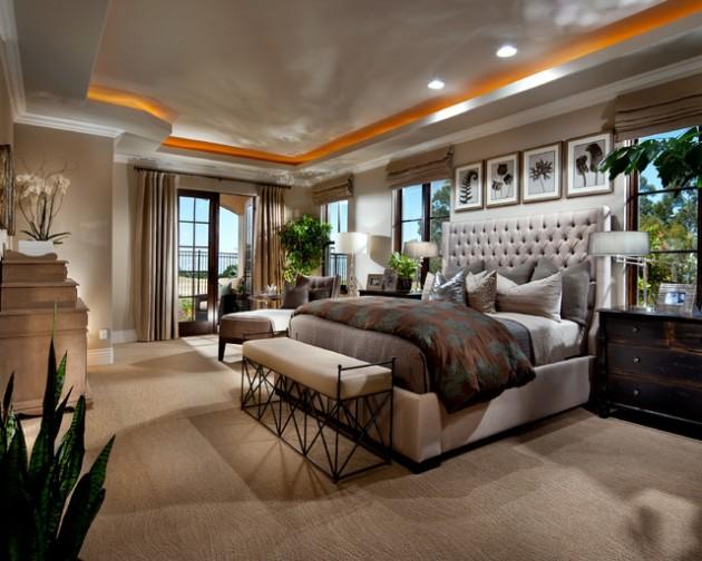 Bedroom Wall Tiles Ideas