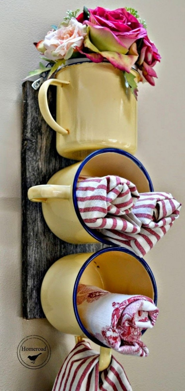 22 The Most Fascinating From Trash To Treasure DIY Home Projects Everyone Must Know