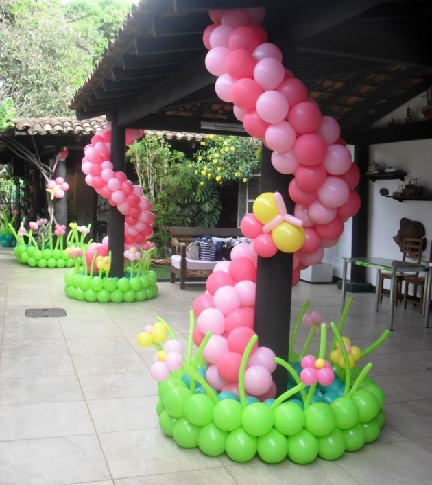 20 fabulous balloon decorations you can get ideas from for your next