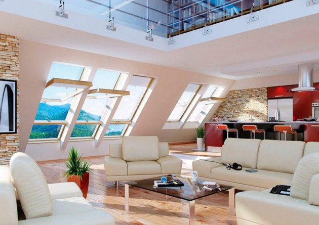 15 Most Fascinating Attic Designs  Youll Fall in Love With Them