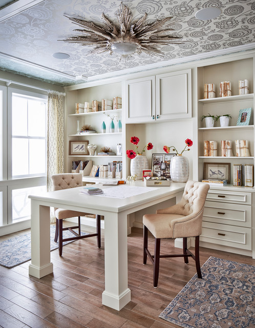 16 Simple But Awesome Home Office Design Ideas for Your Inspiration