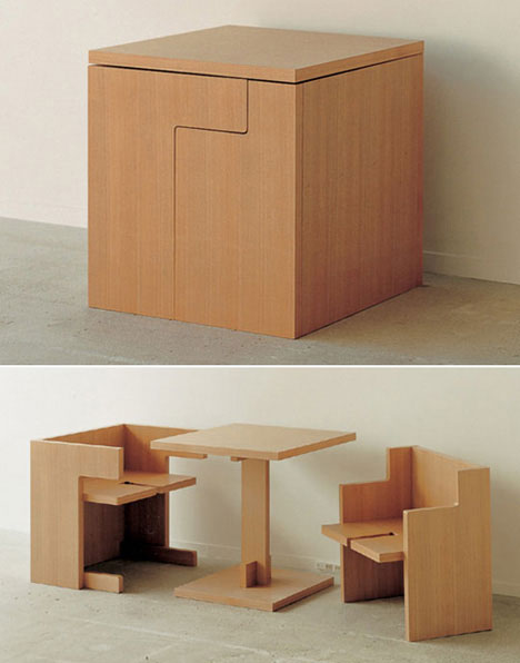 Top 25 Extremely Awesome Space Saving Furniture Designs That WIll Change Your