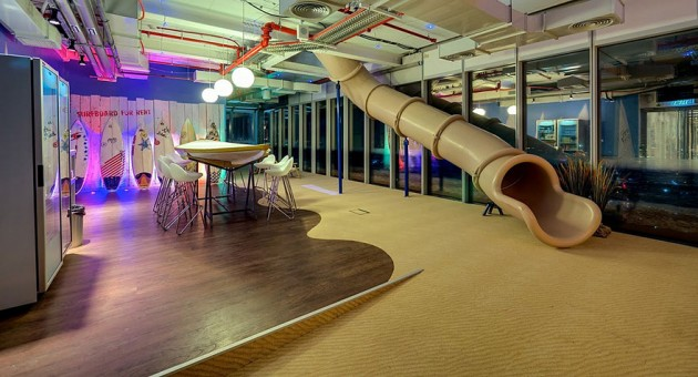 Top 9 of The Most Remarkable Offices In The World