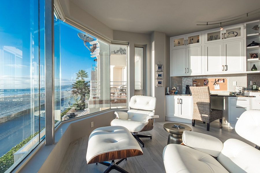 14 Brilliant Beach Style Home Office Design Ideas That