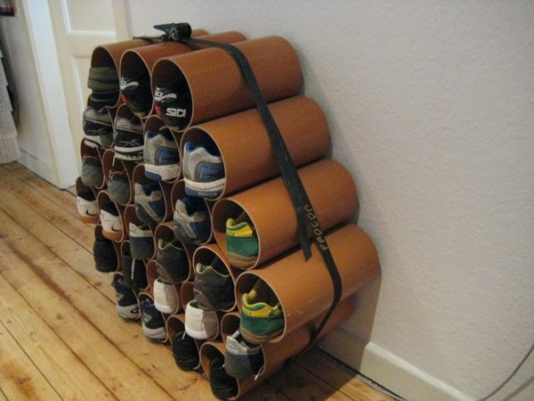 17 Most Amazing Shoe Storage Hacks That Will Simplify Your