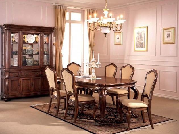 14 Classy Dining Room Design Ideas