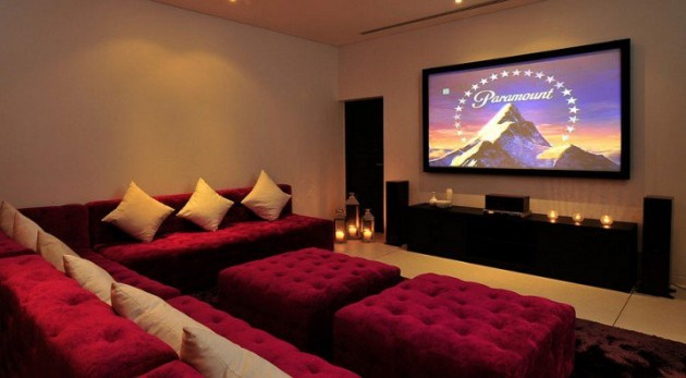 14 Truly Fabulous Home Theater Design Ideas