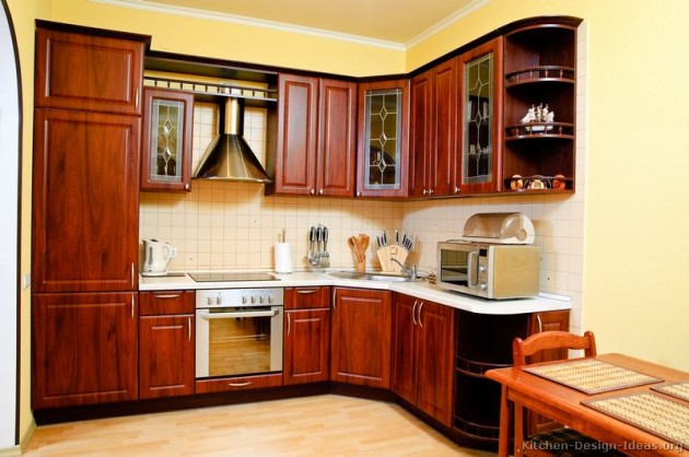 woodwork kitchen designs 14 functional small wooden kitchen design ideas 1184
