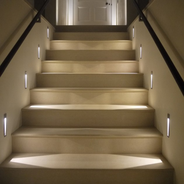 Lighting Basement Washroom Stairs: How Properly To Light Up Your Indoor Stairway