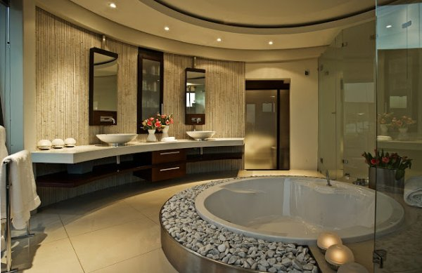 20 Luxurious Dream Bathroom Designs That Abound With Glamour and Serenity
