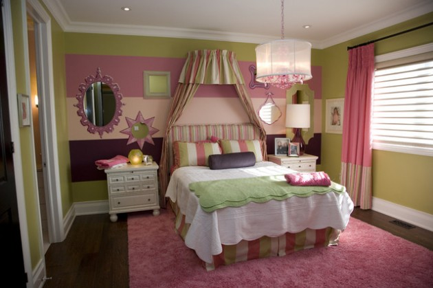 14 Fantastic Ideas How To Decorate Fairy Tale Girls Room