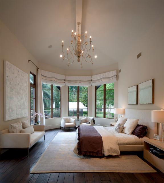 20 Classy Mediterranean Bedroom Design Ideas