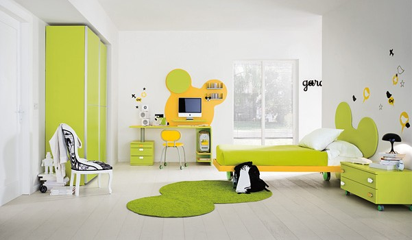 12 Eye-Catching Modern Child's Room Designs for Modern Kids