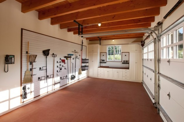 Clever Tips How To Make Useful & Organized Garage