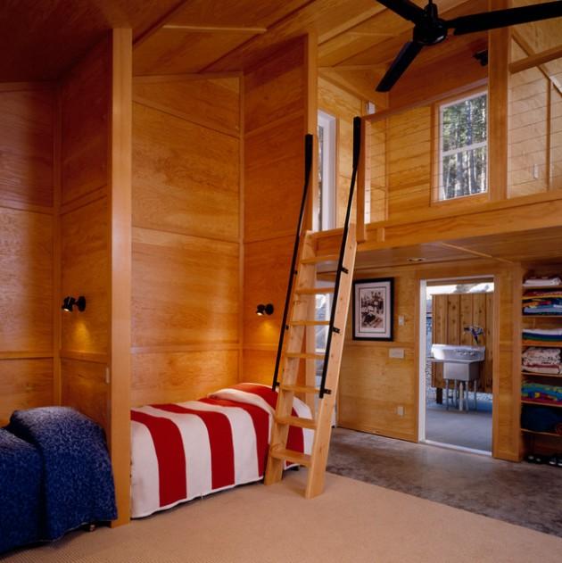 Attic Apartment Ideas Small