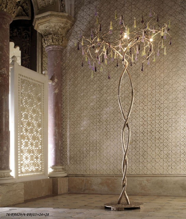 10 Of The Most Amazing Unique Floor Lamps Designed Ever