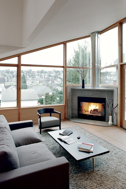 How To Design A Living Room With Fireplace Layout Ideas: 17 Ravishing Living Room Designs With Corner Fireplace