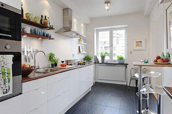 15 Stylish Scandinavian Kitchen Design Ideas