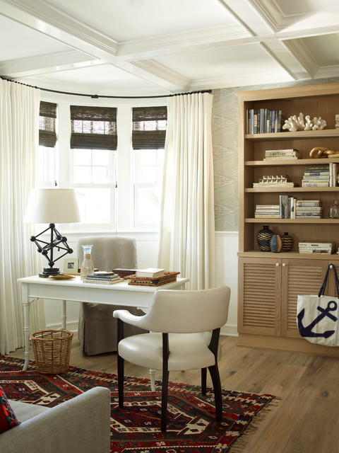 14 Brilliant Beach Style Home Office Design Ideas That Will Admire You