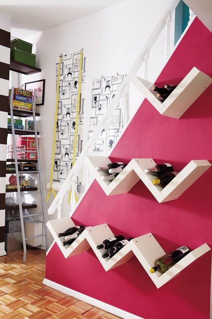 18 Practical Ways to Store The Wine In Your Contemporary Home