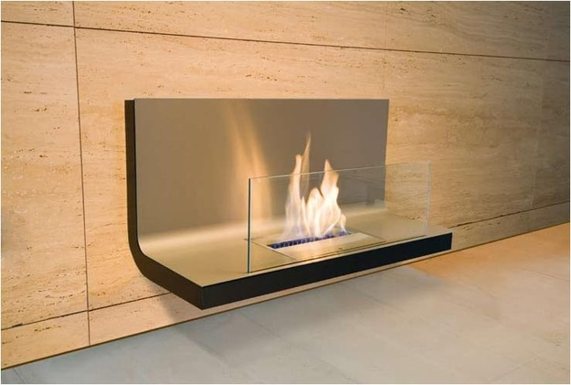 15 Exclusively Modern Fireplace Design Ideas to Keep You Warm This Winter