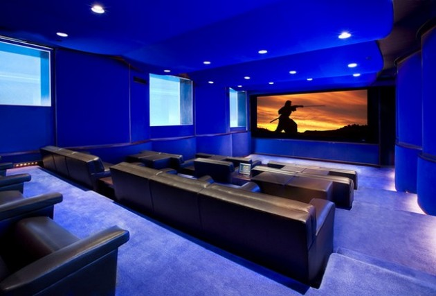 Truly Fabulous Home Theater Design Ideas