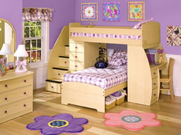 12 Eye Catching Modern Childs Room Designs for Modern Kids
