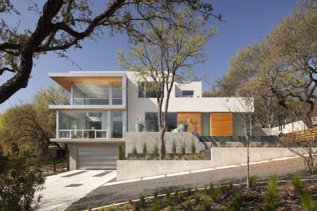 12 Beautiful Contemporary Houses That Will Attract Your Attention