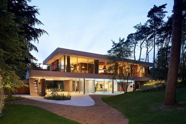 10 Fascinating Dream Homes Design Ideas That Wows