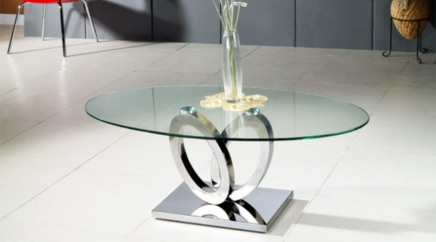 Glass Coffee Table- Beautiful Addition to Any Contemporary Home
