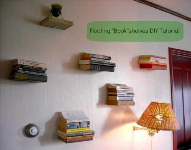 15 Super Awesome DIY Shelves Design Ideas