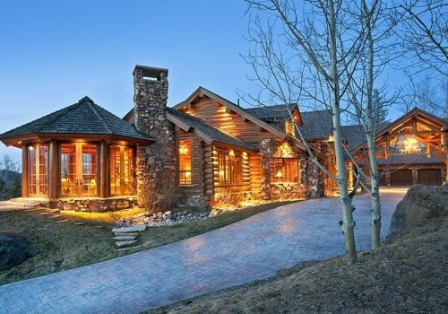 10 Beautiful Dream Mountain Cabin Designs That Look Like From a Fairy Tale