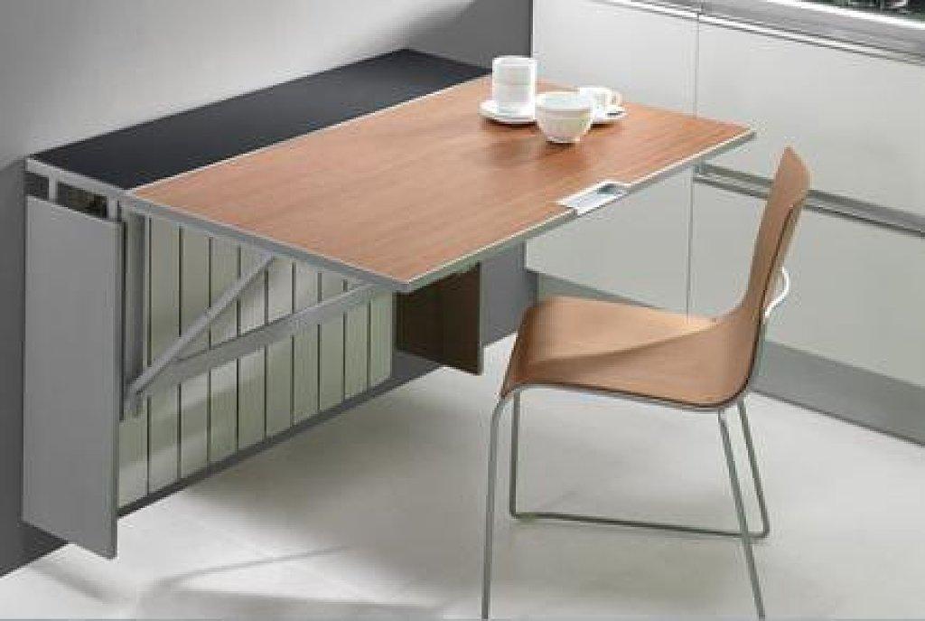 Стол кухонный раскладной, материалы изготовления и нюансы вы.