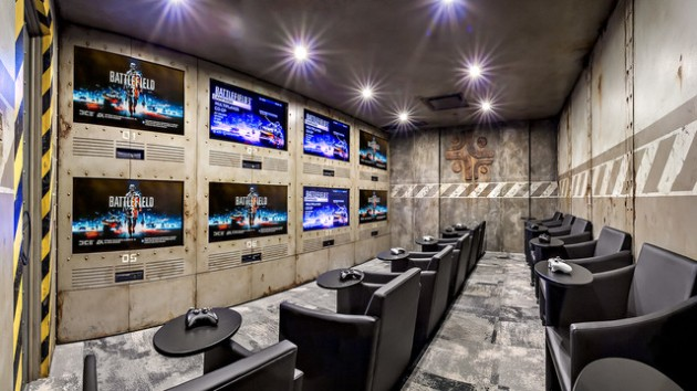 17 Truly Amazing Masculine Game Room Design Ideas