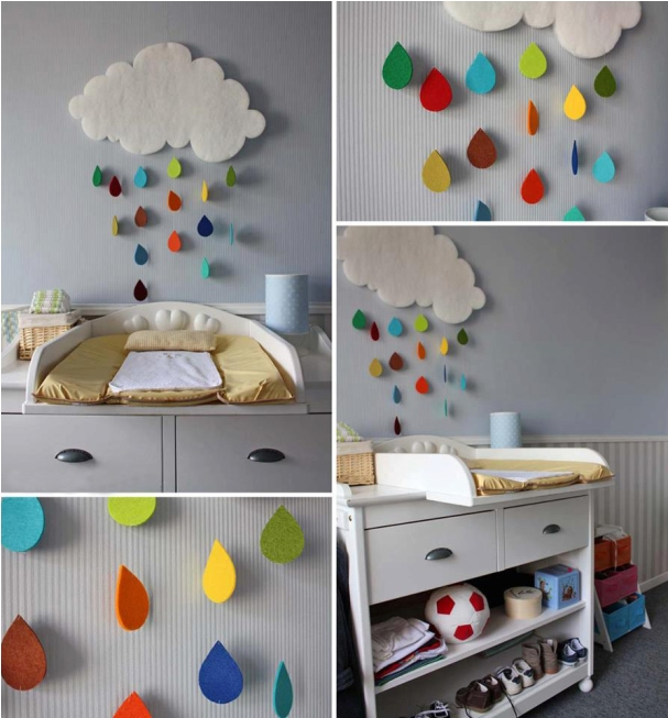 16 truly fascinating diy kids room decor ideas that surely Diy bedroom ideas