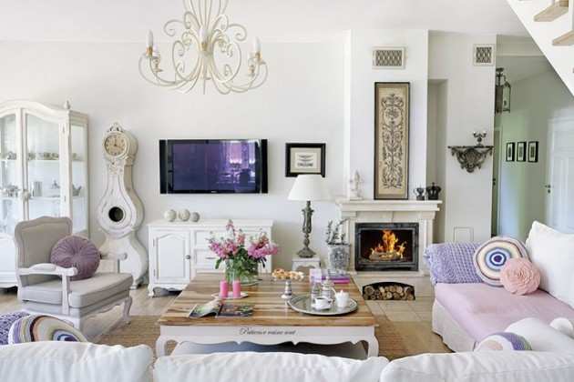 15 Delightful Shabby Chic Interior Design Ideas