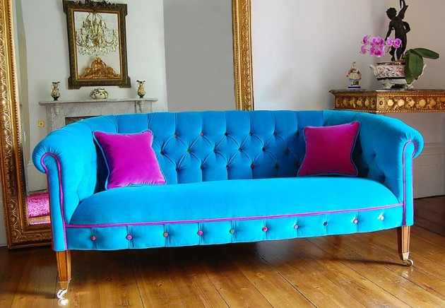 12 Beautiful Velvet Sofa Designs For Every Home Style