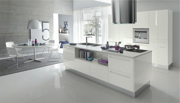 18 Captivating Minimalist Kitchen Design Ideas