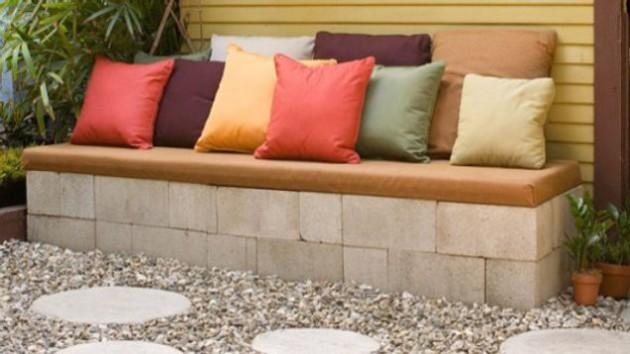 23 Insanely Awesome DIY Backyard Furniture Ideas