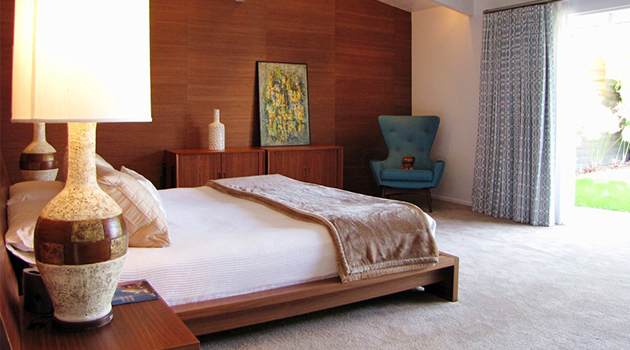 15 Chic Mid-Century Modern Bedroom Designs To Throw You Back In Time