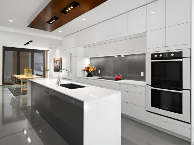 Elegant Contemporary Kitchen Designs To Inspire You To Cook More Often