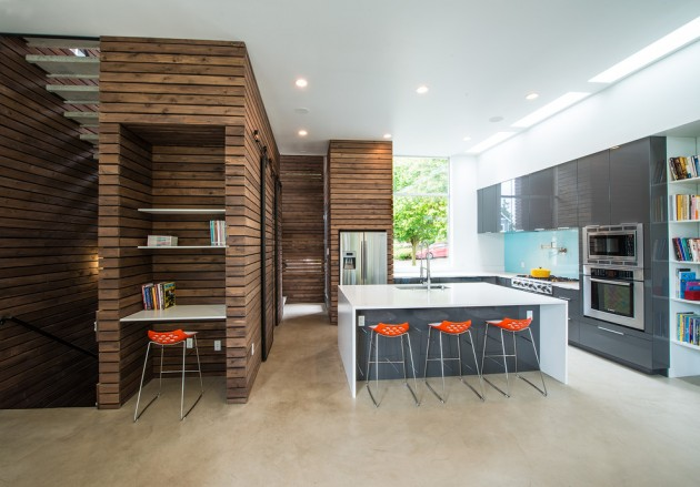 15 Elegant Contemporary Kitchen Designs To Inspire You To Cook More Often